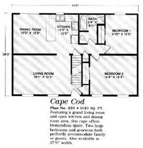 cape cod floor plan cape cod floor plan