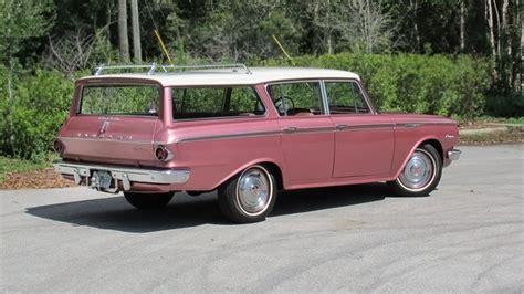 Classic Classic: 1962 AMC Rambler Classic Wagon