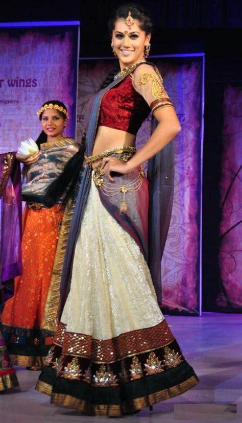 designer half sarees sarees villa