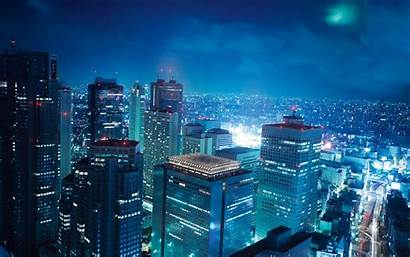 Tokyo Japan Background Wallpapers Wall Cities Abyss
