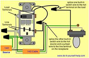 Switch Receptacle Combo Wiring Diagram
