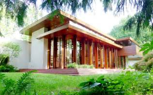 frank lloyd wright style house plans frank lloyd wright usonian house to be moved and restored by bridges museum