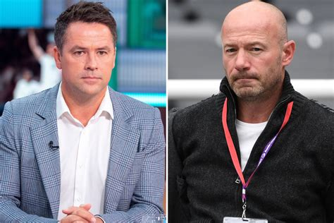 Michael Owen opens up about spat with Alan Shearer as he ...