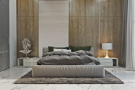 Masculine Apartments With Super Comfy Sofas And Sleek
