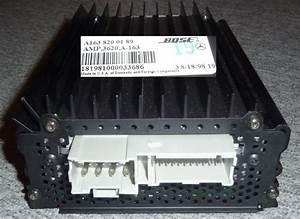 Mercedes Bose Amp A1638201889 W163 Ml 1998-2001 - 8