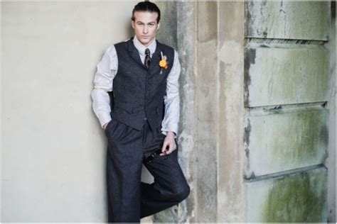 Alternative Suits For The Groom For Your Rustic, Festival