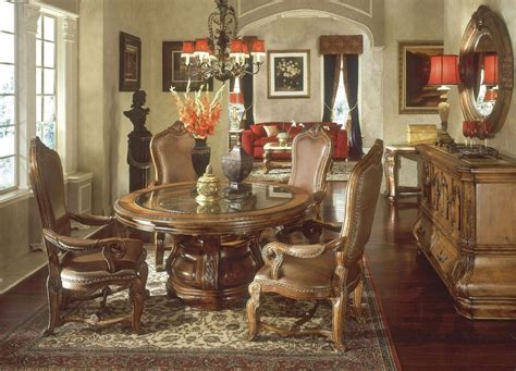 how to set a dining room tuscan dining room set marceladick com