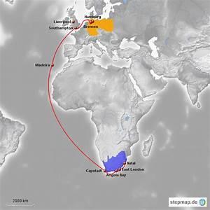 Schiffsroute Berechnen : schiffsroute capland 1875 1890 von pfennigesven landkarte f r deutschland ~ Themetempest.com Abrechnung