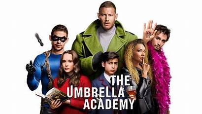 Umbrella Academy Wallpapers Season