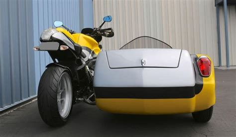 motorcycles  bmw  series kr  hannigan sidecar