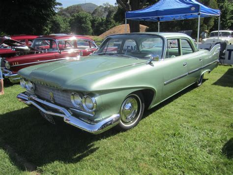 finned 4 door 1960 plymouth savoy