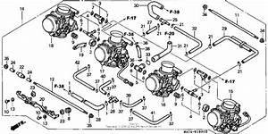 Carburetor Assy  For 1998 Honda Cbr1100xx Cbr1100xx  Super