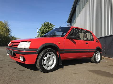 Peugeot 205 Gti For Sale by Used 1993 Peugeot 205 Gti For Sale In Durham Pistonheads