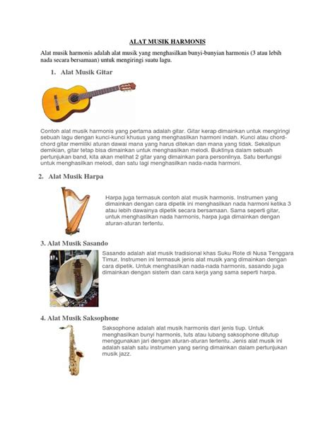 Calung dikategorikan sebagai alat musik idiofon atau alat musik yang menghasilkan suara dari vibrasi alat musik itu sendiri, sama seperti cara memainkan alat musik triangle. Alat Musik Ritmis Adalah Musik Yang Berfungsi Sebagai - BLENDER KITA