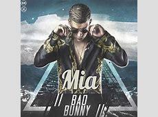 Bad Bunny Eres Mia ~ ELGENERORD