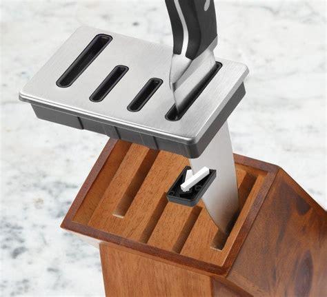 self sharpening kitchen knives amazon com calphalon self sharpening cutlery