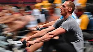 Interval Training On The Rowing Ergometer