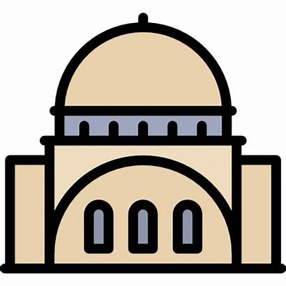 Synagogue Icons Judaism Pngimg Icon