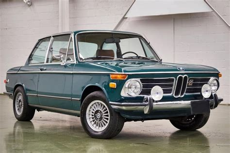 1972 Bmw 2002 Tii Coupe, Refrigerator Magnet, 40 Mil