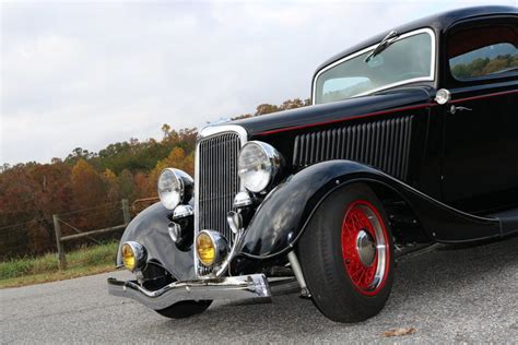 ford  window coupe gaa classic cars