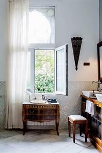 Coiffeuse Salle De Bain : 1001 id es originales pour un meuble salle de bain r cup ~ Teatrodelosmanantiales.com Idées de Décoration