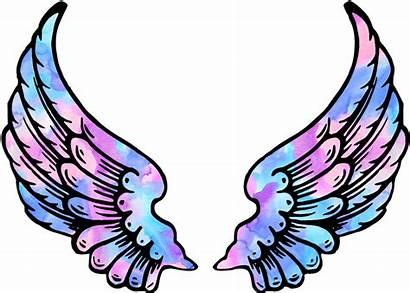 Wings Angel Wing Galaxy Stars Space Star