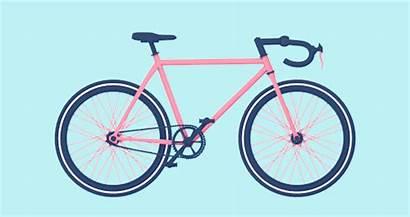 Animated Bike Bicycle Bici Gifs Bicicleta Bikes