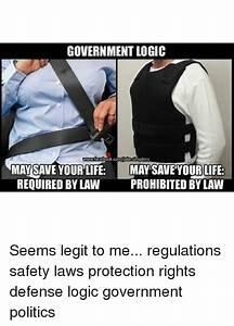 GOVERNMENT LOGIC Acebookcomukesimpkins MAY SAVE YOUR LIFE ...