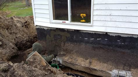 foundation repair sinking corner  home   lift