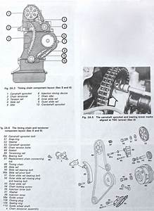 615 616 617 Diesel Engine Timing Chain Routing And Parts