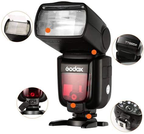 Godox TT685F Camera Flash with HSS TTL GN60 Speedlite ...