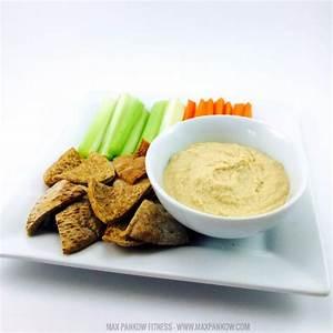 Homemade Hummus & Pita Chips - Max Pankow