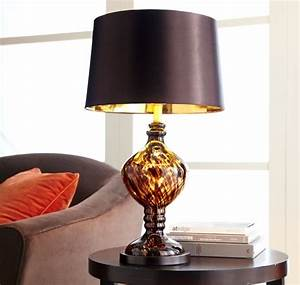 pier 1 tortoise glass table lamp i With tortoise glass floor lamp