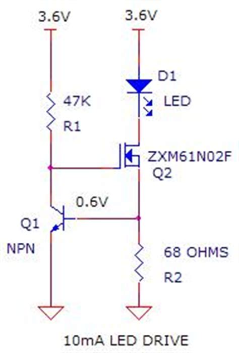 Circuit Constant Current Led Driver