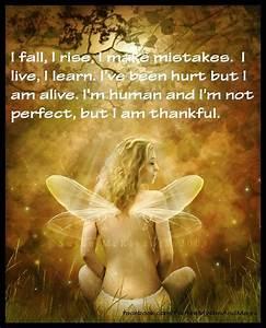 fantasy quote fairy strength thankful www.facebook.com ...