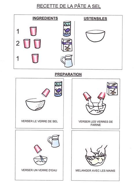 ingredient pate a sel la recette de la p 226 te 224 sel institgasyenmaternelle