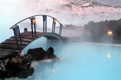 The Blue Lagoon Iceland Amazing Places