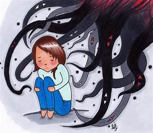 Panic Disorder by hazyhue on DeviantArt