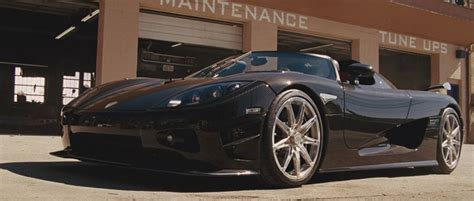 fast furious koenigsegg the top cars from the fast and furious films