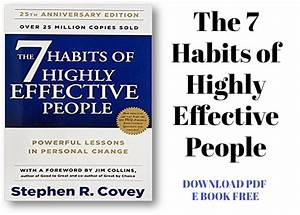 7 Habits Of Highly Effective Pdf Free Download