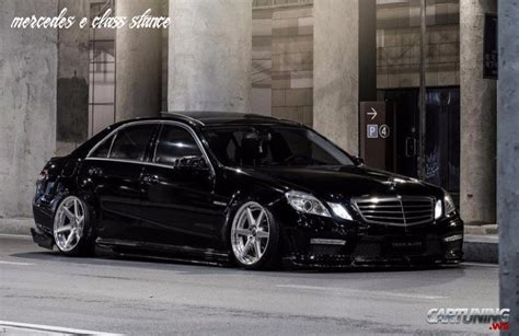 The body styles of the range are: Stance mercedes benz e550 w212 | Car Stance