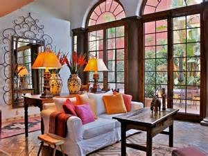 Spanish Decor Living Room 10 spanish inspired rooms interior design styles and