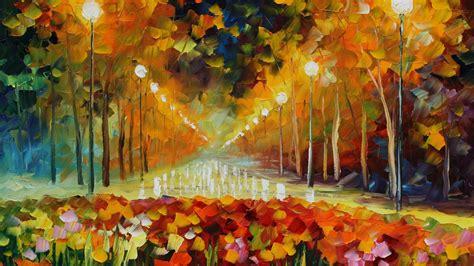 Leonid Afremov Wallpaper ·①