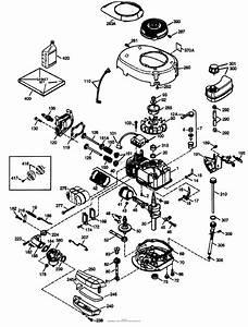 Lawn Boy Engine Diagram