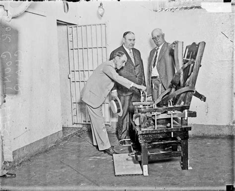 Electric Chair Executions Illinois by The Electric Chair Through The Years Houston Chronicle