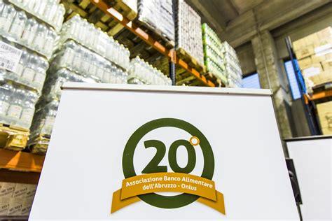 banco alimentare abruzzo il banco alimentare d abruzzo compie 20 anni