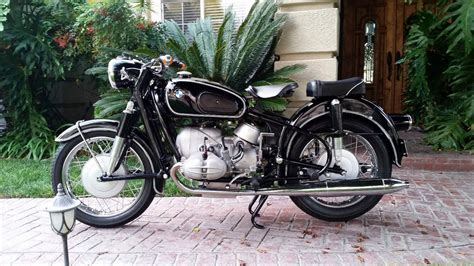 R69s For Sale by Restored Bmw R69s 1964 Photographs At Classic Bikes