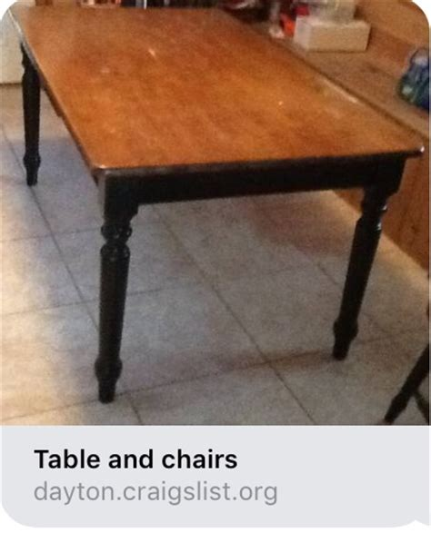 for cookies and more farmhouse table makeover