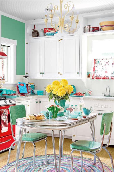 retro style kitchen accessories 11 retro diner decor ideas for your kitchen vintage 4833