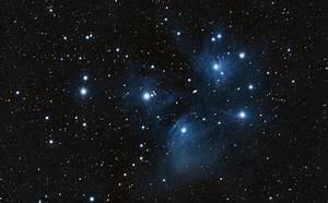 Messier 45 (Pleiades) - Schafer Astrophotography